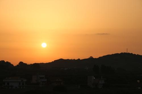 Гърция, изгрев