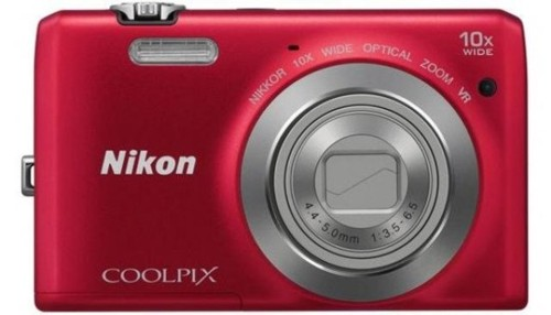 Nikon CoolPix S6700, 20.1 MP, 10xZOOM