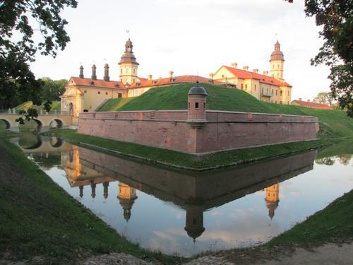 Замъкът в Нясвиж