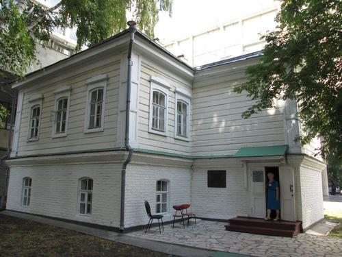 Родният дом на Ленин в Уляновск
