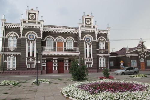 Руският град Димитровград