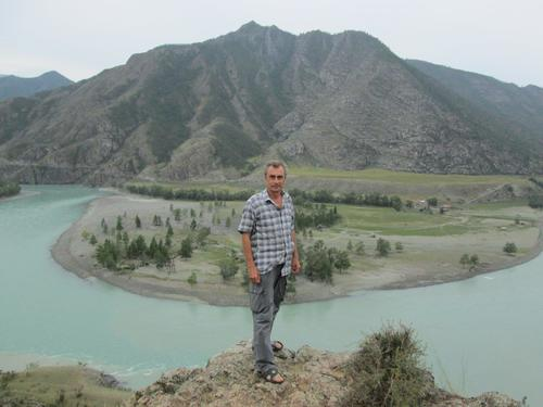 Река Катун