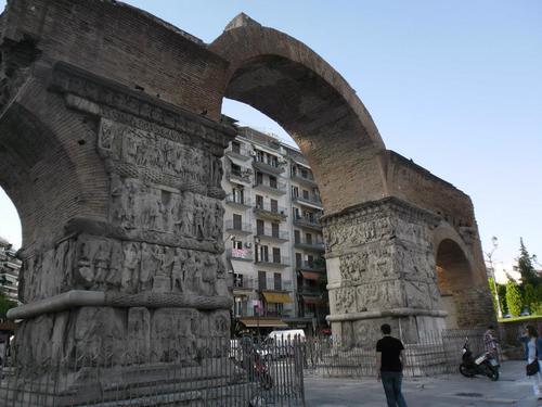 Арката на император Галерий
