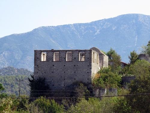 Каякьой - девическото училище