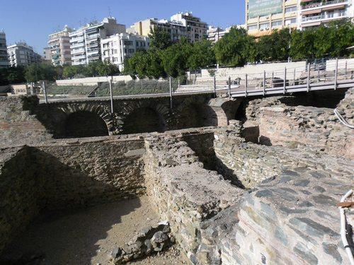 Римският форум в Солун