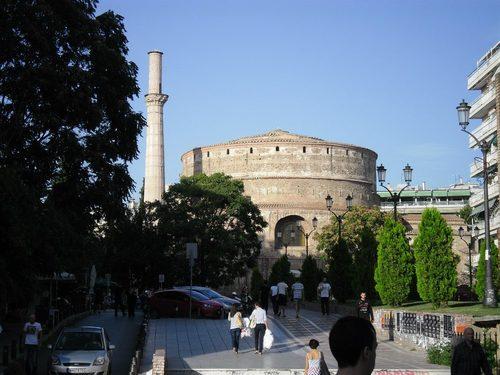 Ротондата Свети Георги в Солун