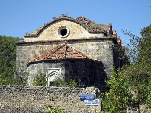 Каякьой - долната църква