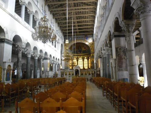 Храм Свети Димитър, Солун