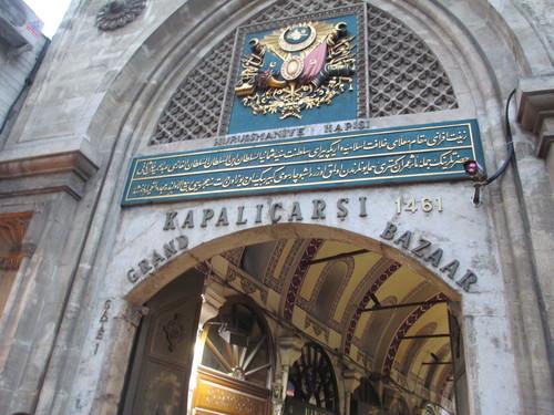 Истанбул, Покрит пазар
