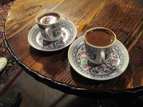 Истанбул, Турско кафе