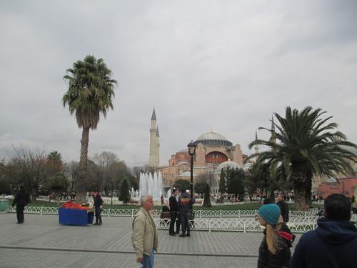 Истанбул, Св.София