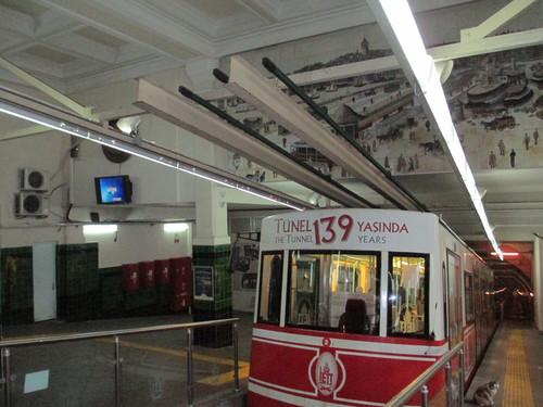 Истанбул, Зъбчата железница