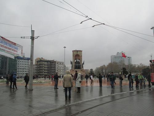 Истанбул, Пл.Таксим