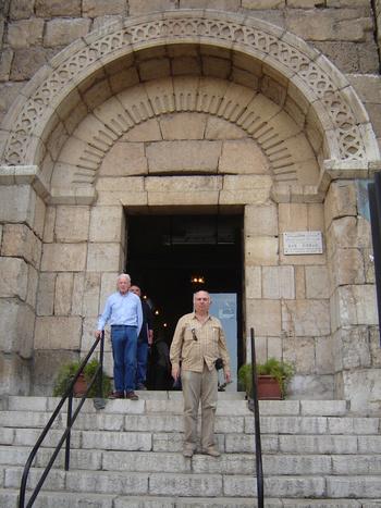 пред портата Баб Кисан