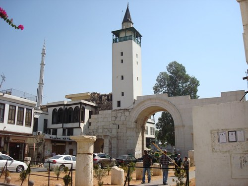 Дамаск, Портата Баб Шарки