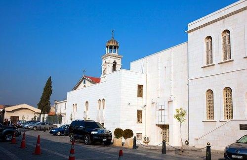 Дамаск, Православната патриаршия на Антиохия и целия Изток