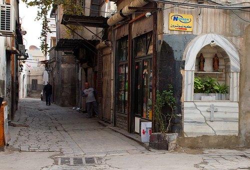 Дамаск, Баб Тума
