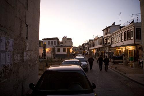 Дамаск, Правата улица