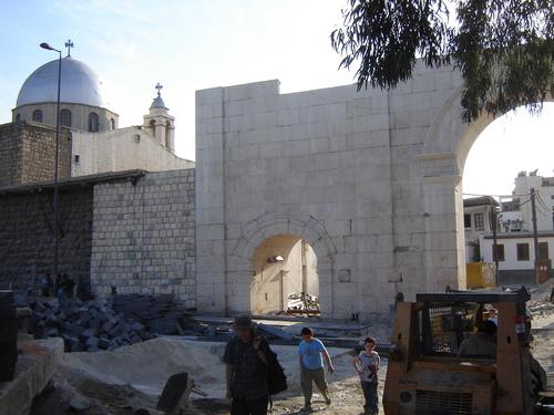Дамаск, Портата на Слънцето