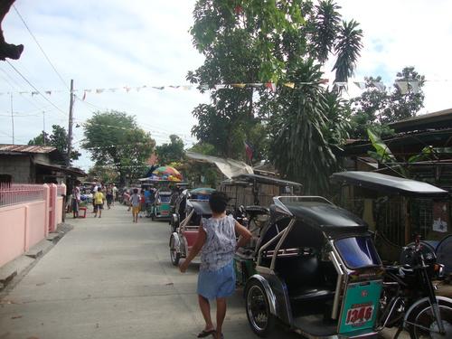 улица в Пинулот
