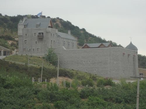 Шотландският замък