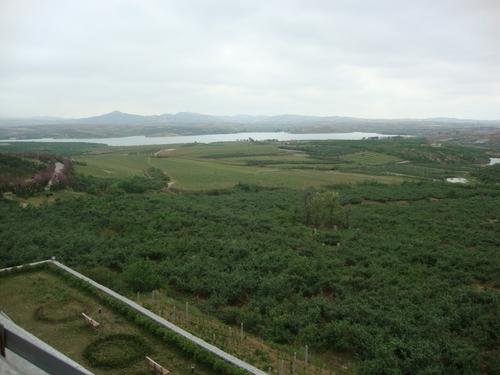 долината Цуишан /Quishan/ с езерото