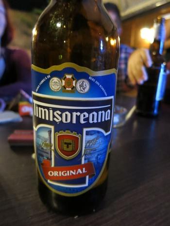 на бира в Клуж-Напока