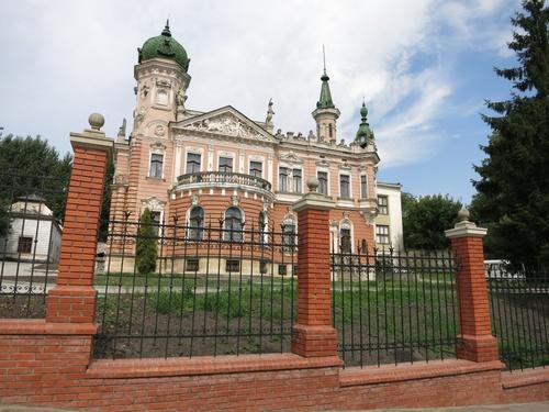 Едно красиво имение в старата част на града