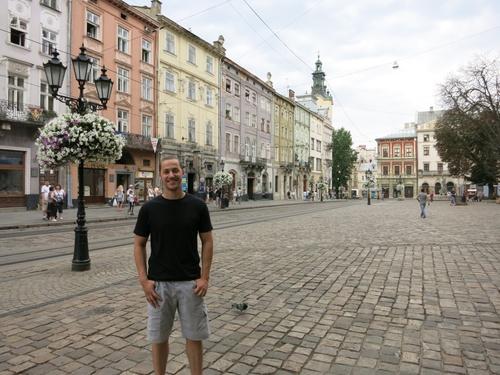 Аз на пазарния площад