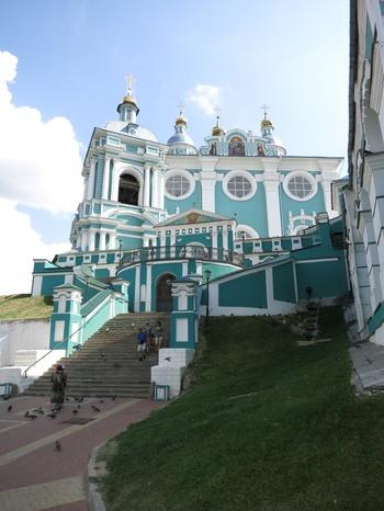 Смоленск, Успенский собор