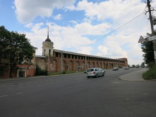 Смоленск, крепост