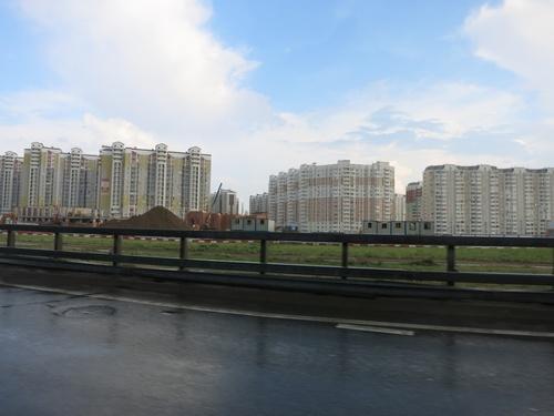 Предградията на Москва