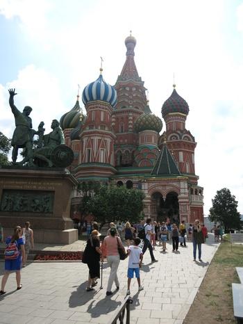 храмът Василий Блажени