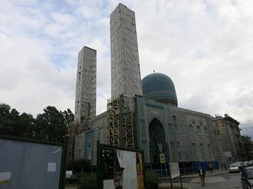 Санктпетербургската джамия