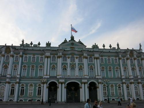 Зимният дворец
