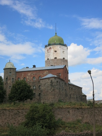 Виборгският замък