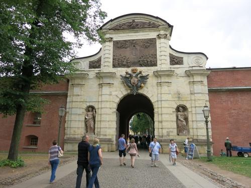 Петропавловската крепост
