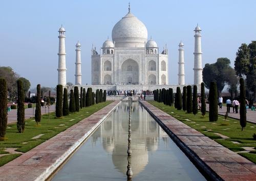 Индия, Тадж Махал