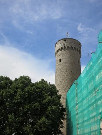 """Талин, кулата """"Поглед към кухнята"""""""