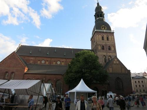 Рига, Градската катедрала