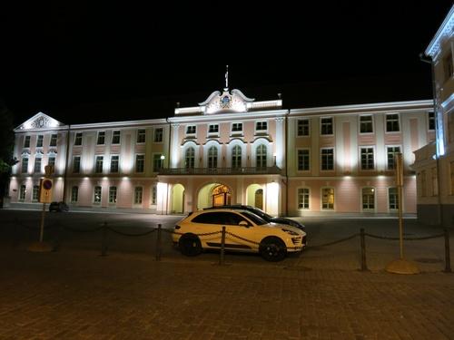 Талин, Парламентът
