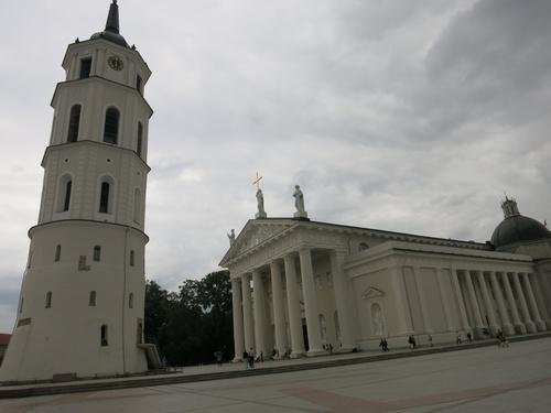 Катедралата във Вилнюс