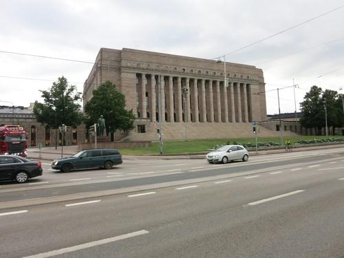 Парламентът на Финландия
