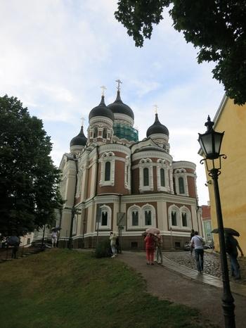 Талин, Руската катедрала Св. Александър Невски