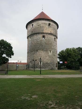 Талин, кулата