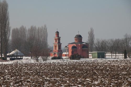 В Сърбия
