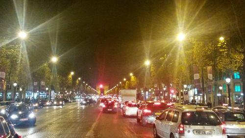 Париж, Триумфалната арка