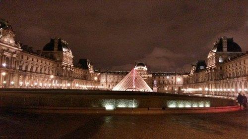 Париж, Лувърът