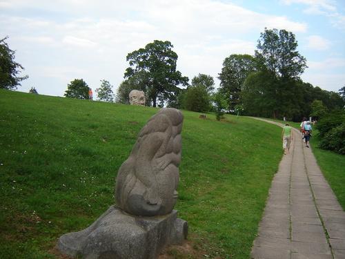 Музейният парк Турайда