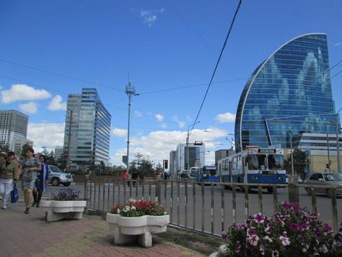 Уланбатор е модерна столица